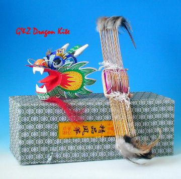Chinese Traditional Dragon Kite