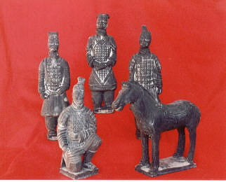 Ancient Chinese Army Set